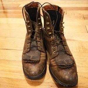 Ariat ATS boots